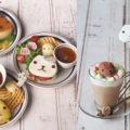 「カピバラさん×HANDS CAFE」4店舗でOPEN