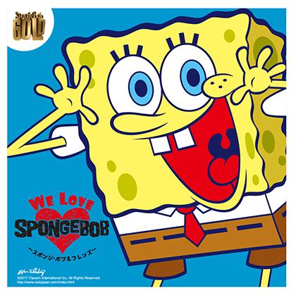 「WE LOVE SpongeBob~スポンジ・ボブ & フレンズ~」東武百貨店 池袋店
