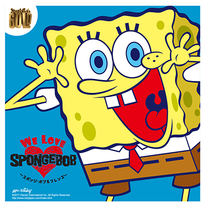 「WE LOVE SpongeBob~スポンジ・ボブ & フレンズ~」東武百貨店 船橋店