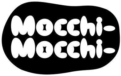 もっちぃもっちぃ(Mocchi-Mocchi-)ロゴ[タカラトミーアーツ]