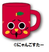 にゃんごすたー_マグカップ