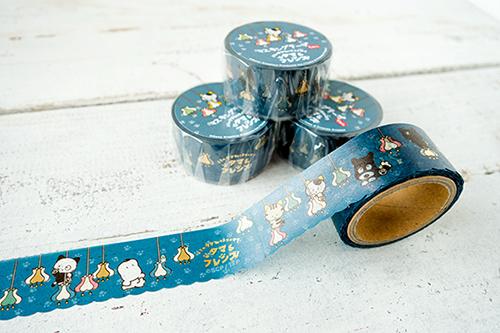 うちのタマ_マスキングテープ