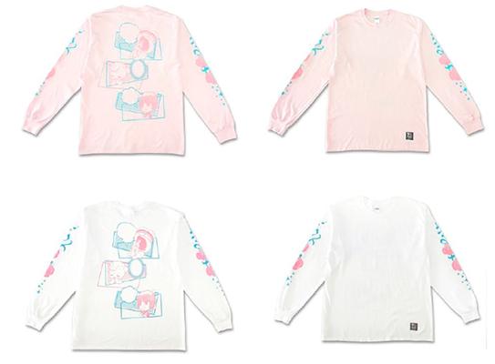 ロングTシャツ(手塚治虫×キデイランド ハートコレクション)