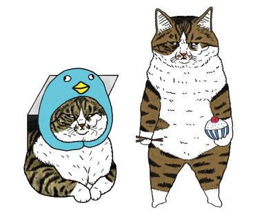 みかん(世にも不思議な猫世界)