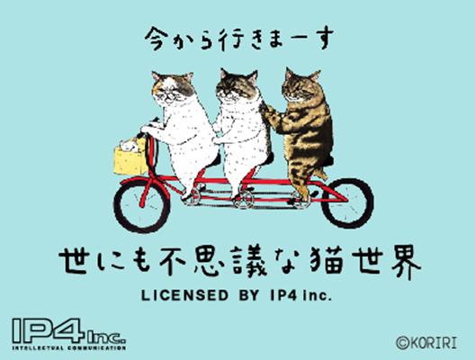 世にも不思議な猫世界_メインビジュアル