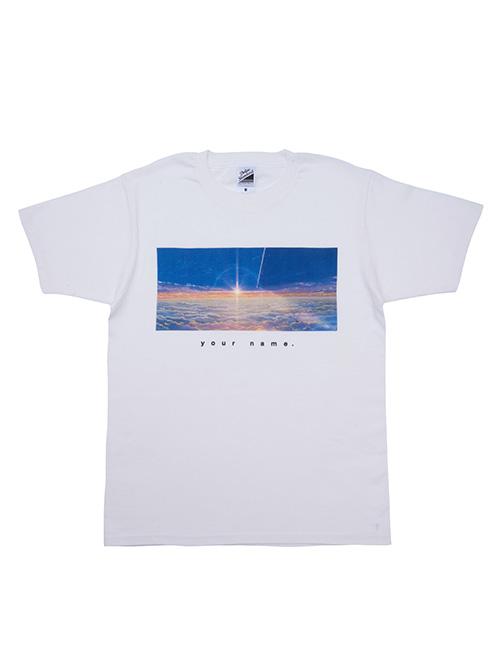 君の名は_Tシャツ