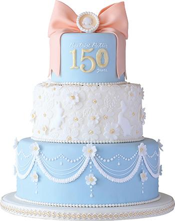 ピーターラビットの世界展10_バースデーケーキ