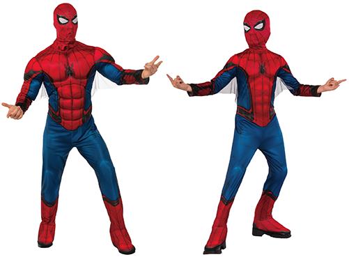 スパイダーマン:ホームカミング コスチュームシリーズ