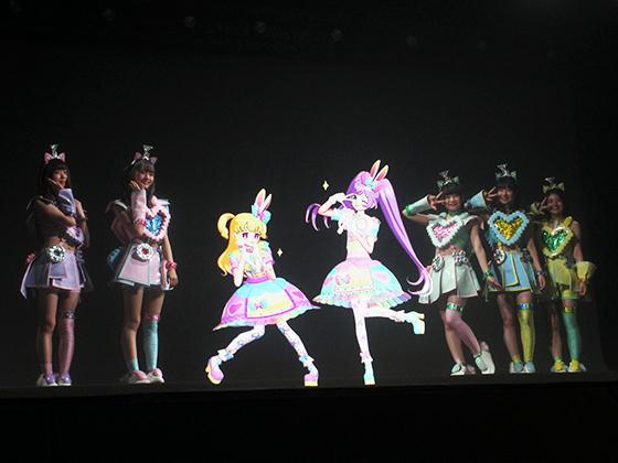 わ〜すた&プリパラアイドル