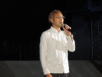 DMM.futureworks 山中 崇さん