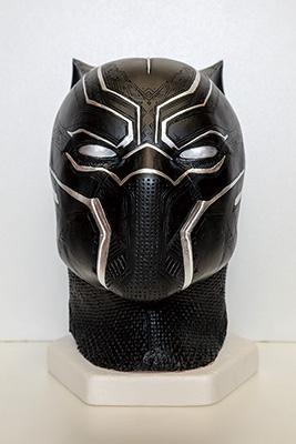 なりきりマスクブラックパンサー