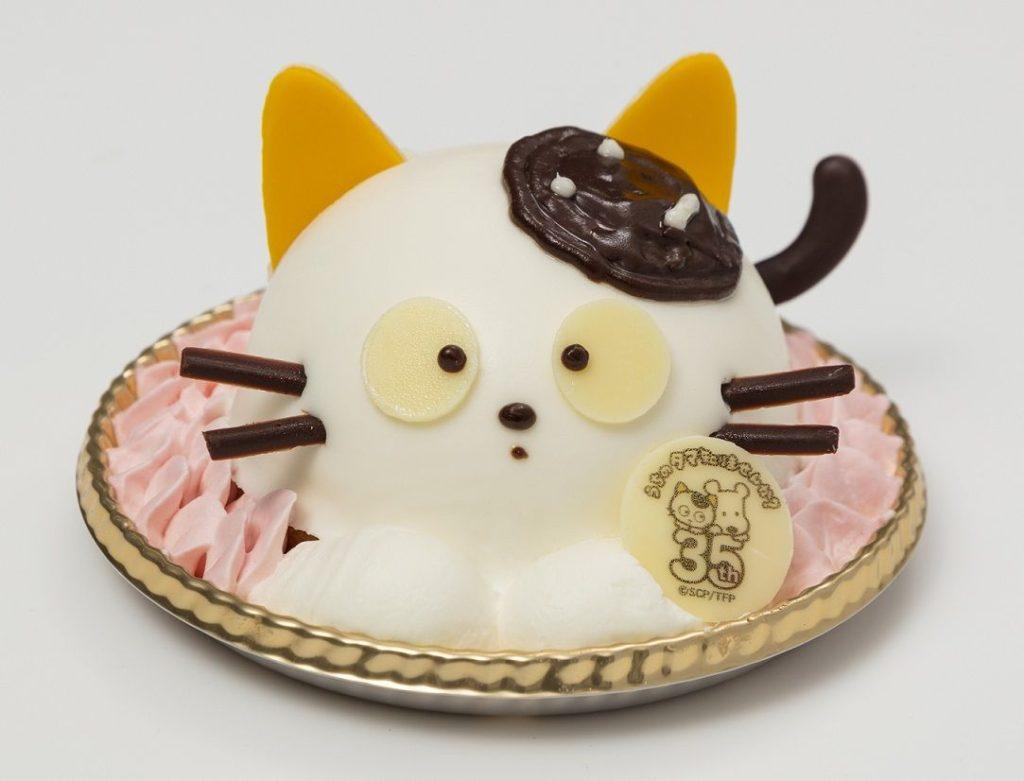 35周年限定タマケーキ