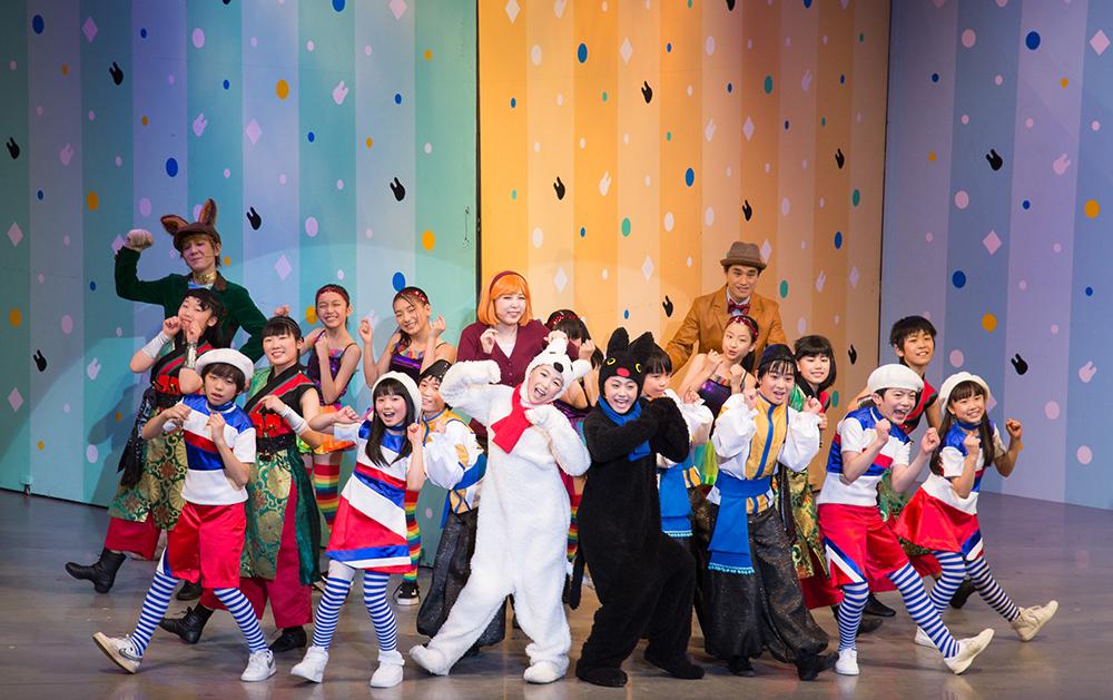 リサとガスパール_ミュージカル6
