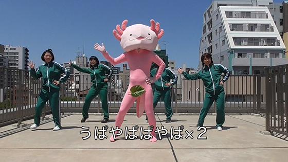 「うーぱのテーマ」ミュージックビデオ