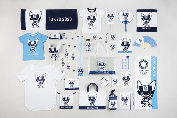 東京2020オリンピックマスコット商品