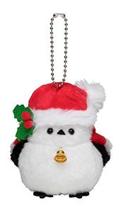 コウペンちゃん クリスマスなマスコット(邪エナガさん)
