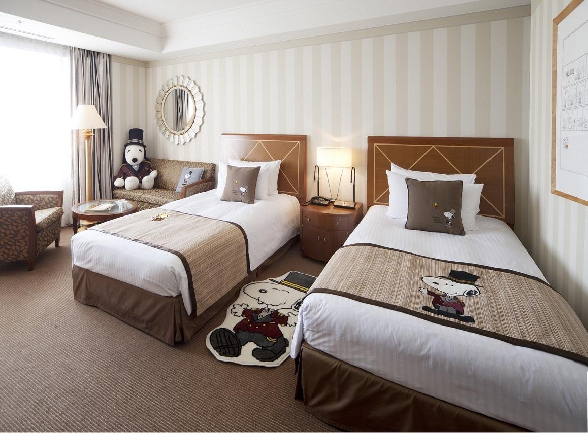 帝国ホテル大阪_SNOOPY