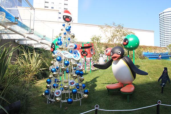 ピングー_クリスマスツリー