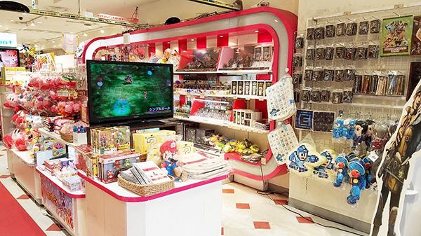 博品館_ゲームキャラクター