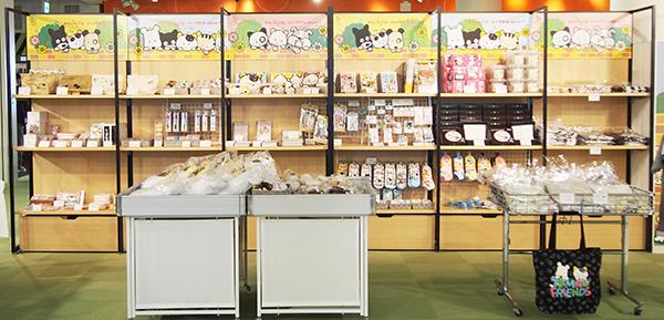 3丁目カフェ_物販コーナー