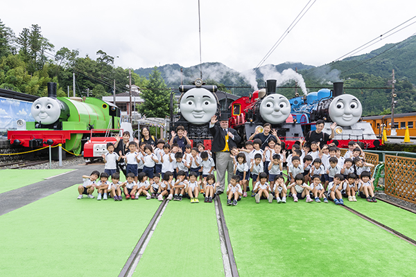 トーマス大井川鐵道