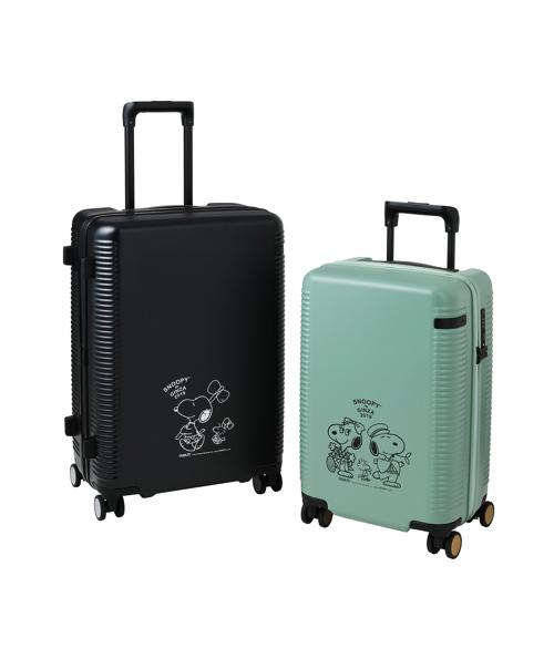 スヌーピーin銀座_スーツケースace