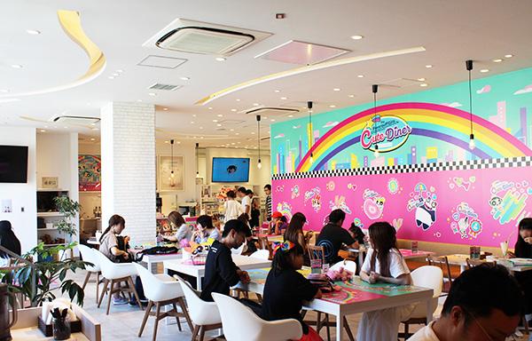 パワーパフ ガールズカフェ【Cute Diner】