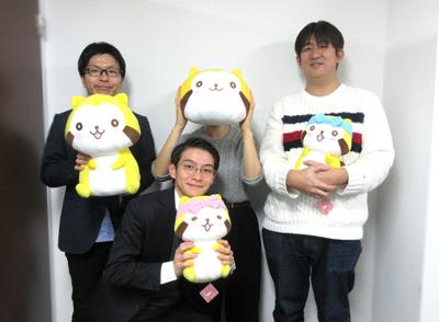 だらりぐまラスカル 日本アニメーション