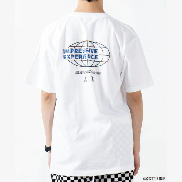 T.LEAGUE×WEGO_Tシャツ5