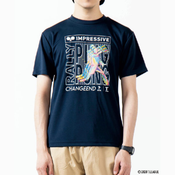 T.LEAGUE×WEGO_Tシャツ7